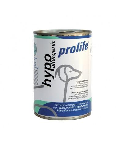 Prolife Cani Veterinary Formula Hypoallergenic al Cinghiale Umido 400 Gr