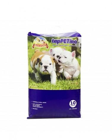 Dogs & Cats Tappetini super assorbente multiuso 10pz 60x60 cm
