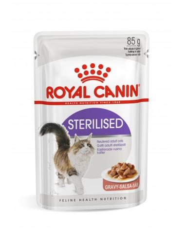 Royal Canin Gatti Adult Sterilised Fettine in salsa 85 Gr