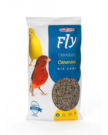 Fly Hobby Miscela di semi per Canarini 1Kg
