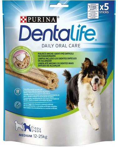 Dentalife Stick Cani 12-25 Kg Small da 115g x 5 Pezzi